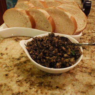 Black And Green Olive Tapenade Recipes