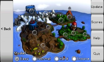 Screenshot of Asuri Tower Defense Free