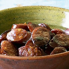 Spanish Chorizo Stewed in Cider