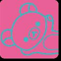 Rilakkuma Theme 32 icon