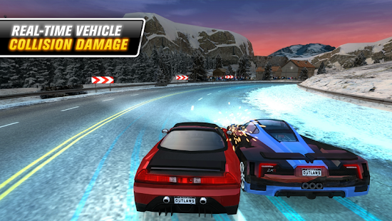 APK Game Drift Mania: Street Outlaws LE for BB, BlackBerry