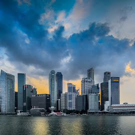 by Goh Samuel - City,  Street & Park  Skylines