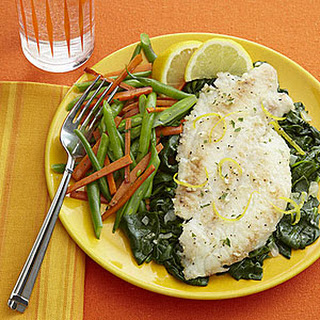 Broiled Flounder Fillets Recipes