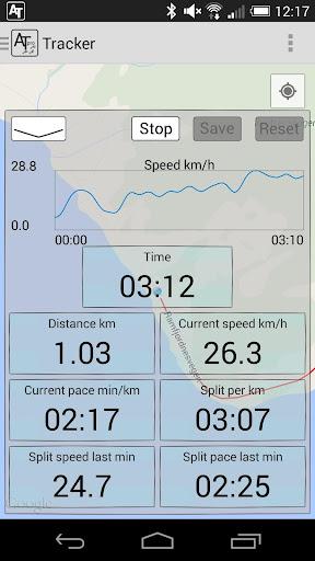 AeroTrackerPro - screenshot