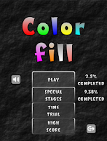 Screenshot of Color Fill