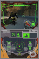 Screenshot of Smart NDS Emulator