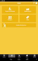 Screenshot of NHS 24 MSK help