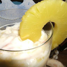 Pina Colada Yogurt Nirvana