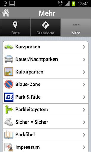 Parking in Vienna by WKO