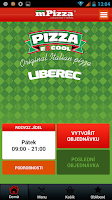 Screenshot of Pizza Excool Liberec