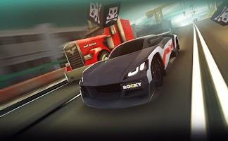 Screenshot of Fast Outlaw: Asphalt Surfers
