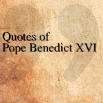 Quotes of Pope Benedict XVI APK Image