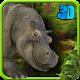 Wild Hippo Attack 3D Simulator