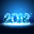 Christmas & New Year SMS icon
