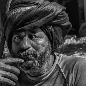 by Shishir Pal Singh - People Portraits of Men