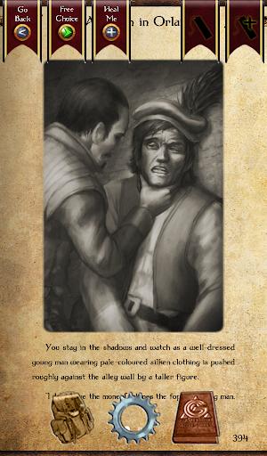 GA 1: An Assassin in Orlandes - screenshot