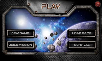 Screenshot of Overkill: Space Shooter