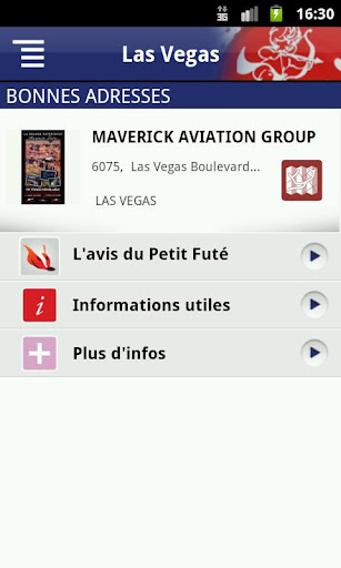 【免費旅遊App】Las Vegas-APP點子