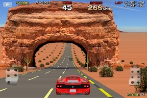 Screenshot of Final Freeway