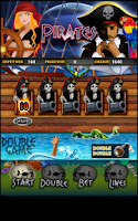 Screenshot of Pirate Slot Machine HD