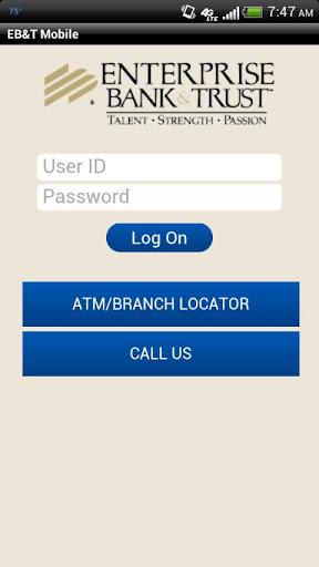 Enterprise Bank Trust Mobile