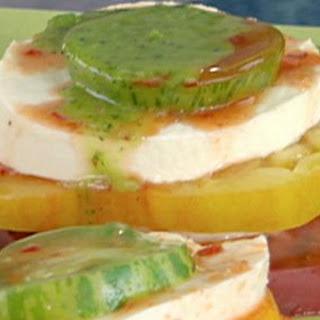 Tomato Mozzarella Salad Cilantro Recipes