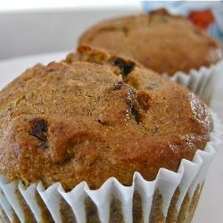 Gluten Free Apple Cinnamon and Raisin Muffins