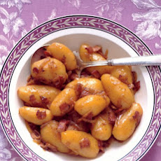 Potatoes with Bacon and Onion