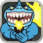 Sharks Vs Zombies icon