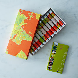 Teas from Around the World Box Set, Loose Tea