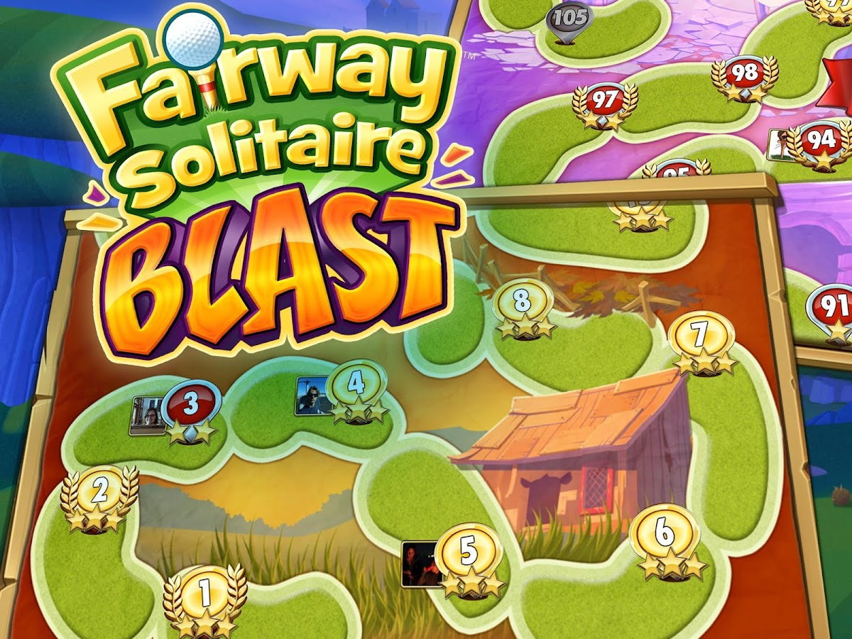 Fairway Solitaire Blast Screenshot 16