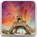 Sunny Paris Live Wallpaper APK for Bluestacks