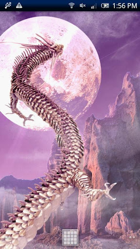 Moon Dragon Fullmoon