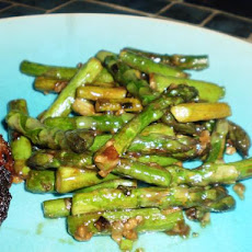 Stir-Fried Asparagus