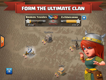 Clash of Clans 8.551.24 screenshot 576833