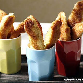 Breaded Chicken Strips