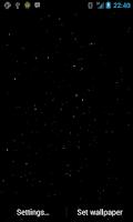Screenshot of Smooth Starfield LiveWallpaper