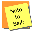 NoteToSelf icon