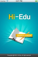 Screenshot of Hi-Edu