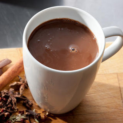 Five-Spice Hot Chocolate