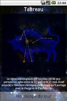 Screenshot of Horoscope Astra