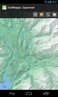 TrailMapps: Squamish- screenshot thumbnail