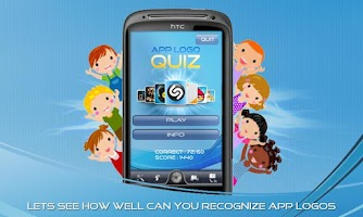 Screenshot of App Logo Quiz Game