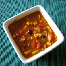 Ontario Bean Soup With Basil