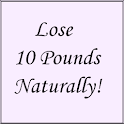 Lose 10 Pounds Naturally! icon