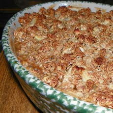 Ww's Apple Pear Crisp