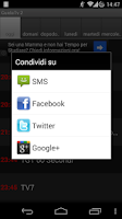 Screenshot of Guida Tv 2 Free