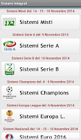 Screenshot of Pronostici Scommesse Sportive