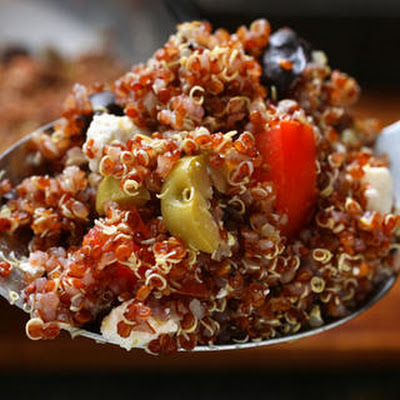 Basic Quinoa Salad