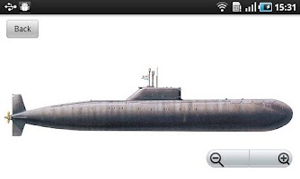 Screenshot of Submarines of the World